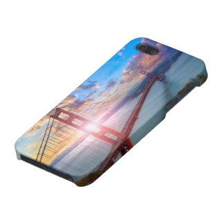 Golden Gate Sunrise iPhone 5/5S Cases