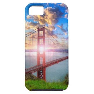 Golden Gate Sunrise iPhone 5 Covers