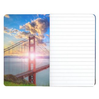 Golden Gate Sunrise Journal