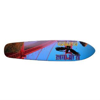 Golden Gate WAC California Condor 19.7 Cm Skateboard Deck