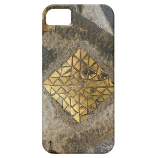 Golden Gaudi mosaic Case For The iPhone 5