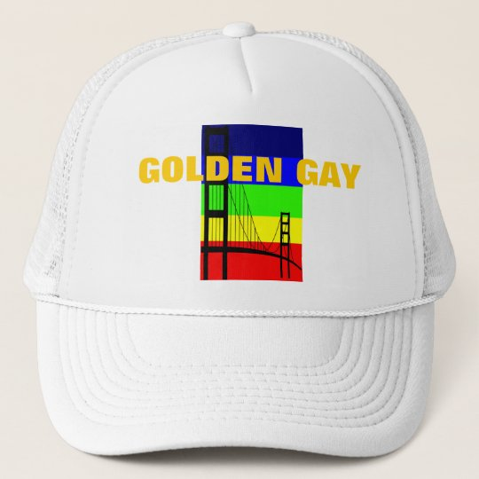 Golden Gay - Golden Gate Cap