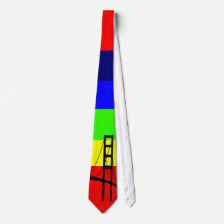 Golden Gay Tie