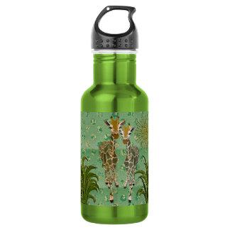 Golden Giraffes Jade Liberty Bottle 532 Ml Water Bottle