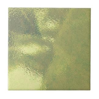 Golden Glass Ceramic Tile