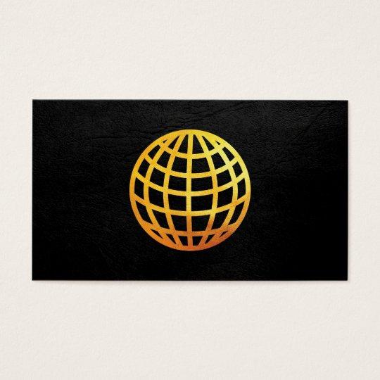 Golden Globe | Executive Business Card