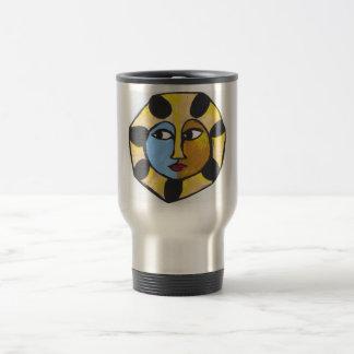 Golden Glow Travel Mug
