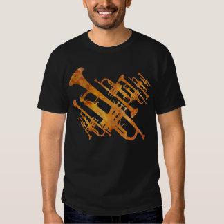 Golden Glow Trumpets Shirts