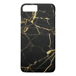 Golden Granite Marble Texture iPhone 8 Plus/7 Plus Case