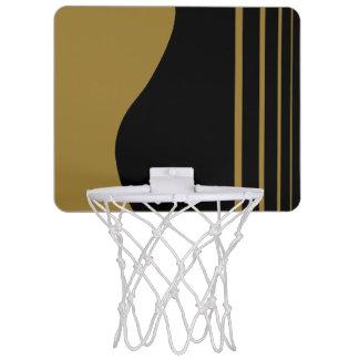 Golden Guitar Mini Basketball Hoop