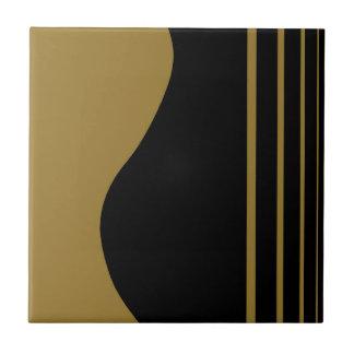 Golden Guitar Tile