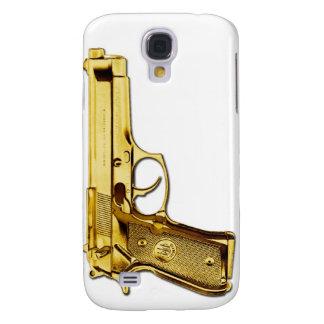 Golden Gun Galaxy S4 Case