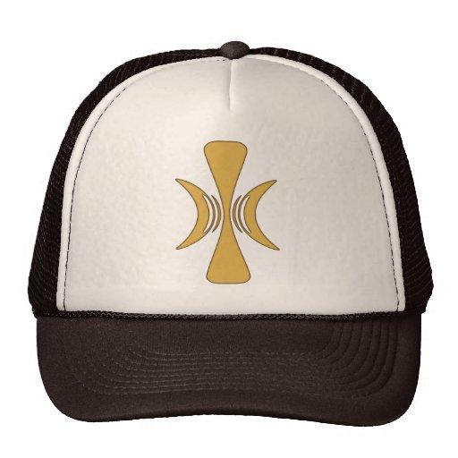 Golden Hand of Eris Mesh Hat