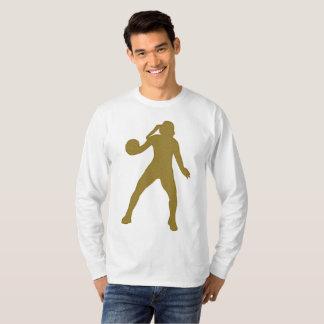 Golden Handball Long Sleeve T-Shirt