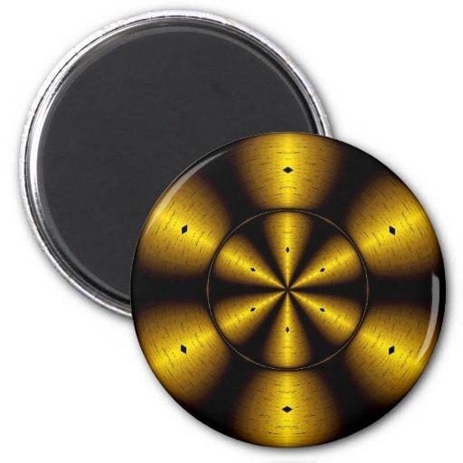 Golden Harvest Magnet