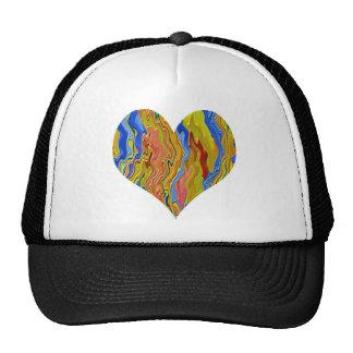 Golden Heart  - Poker Champion Cap