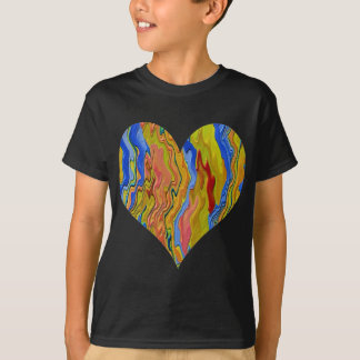 Golden Heart  - Poker Champion T-Shirt