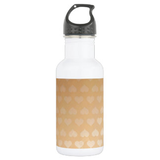 GOLDEN Hearts Light Shade by NAVIN JOSHI 532 Ml Water Bottle