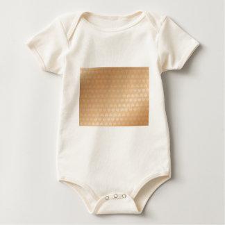 GOLDEN Hearts Light Shade by NAVIN JOSHI Gifts Baby Bodysuit