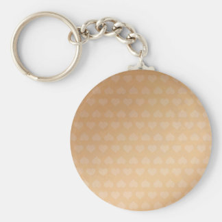GOLDEN Hearts Light Shade by NAVIN JOSHI Gifts Basic Round Button Key Ring
