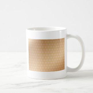 GOLDEN Hearts Light Shade by NAVIN JOSHI Gifts Basic White Mug