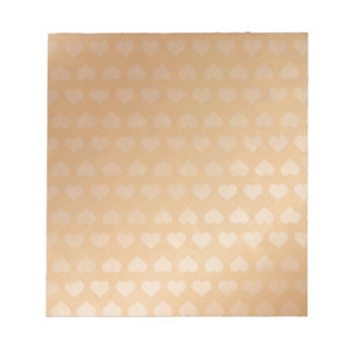 GOLDEN Hearts Light Shade by NAVIN JOSHI Gifts Memo Notepads