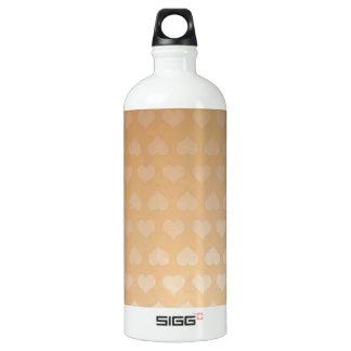 GOLDEN Hearts Light Shade by NAVIN JOSHI SIGG Traveller 1.0L Water Bottle