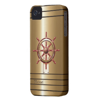 Golden Helm Sailor's Blackberry Bold Case