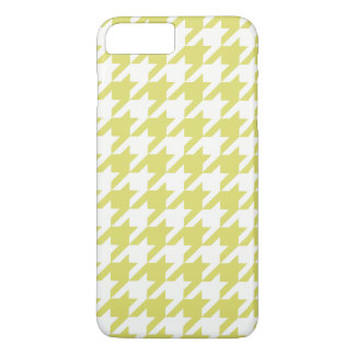 Golden Houndstooth 1 iPhone 7 Plus Case