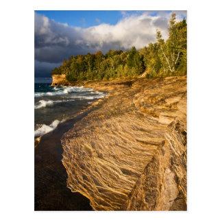 Golden Hour At Mosquito Beach -postcardcopy Postcard