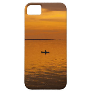 Golden Hour Kayak iPhone 5 5S Case iPhone 5 Cases