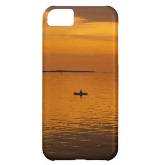 Golden Hour Kayak iPhone 5C Case