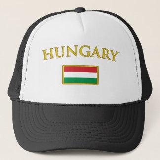 Golden Hungary Trucker Hat