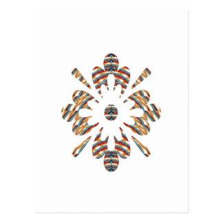 GOLDEN JEWEL - Elegant Print  LOWPRICE STORE Postcard