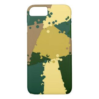 Golden Jungle Camo iPhone 7 Case