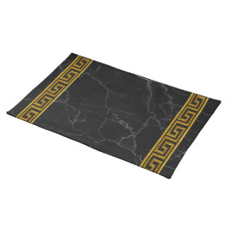 Golden Key Placemat