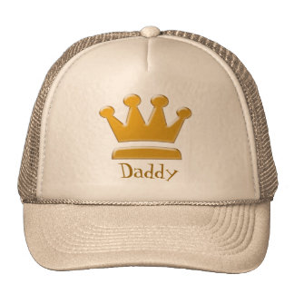 Golden King Daddy Hat