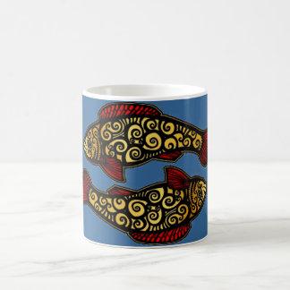 Golden Koi Coffee Mug