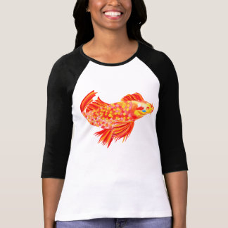 Golden Koi T-shirt