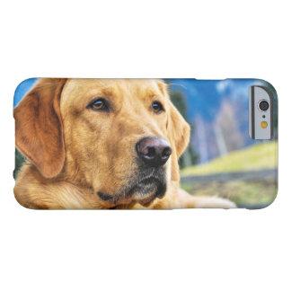 Golden Labrador Retriever Barely There iPhone 6 Case