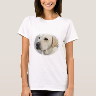 Golden Labrador Retriever Photograph T-Shirt