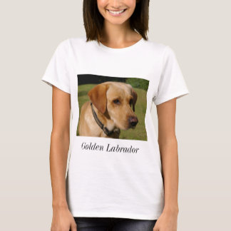 Golden Labrador T-Shirt