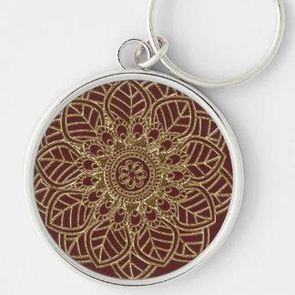 Golden Lace (Premium Keychain)