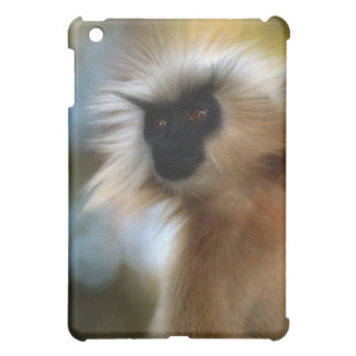 Golden langur (Prebytis geei) close up, Manas Case For The iPad Mini