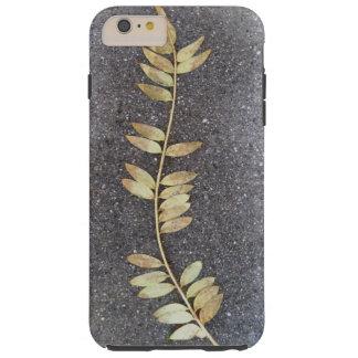 golden leaf tough iPhone 6 plus case
