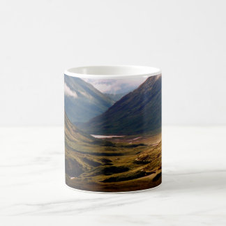 Golden Light in Glencoe Coffee Mug