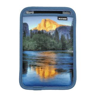 Golden Light on Half Dome iPad Mini Sleeve