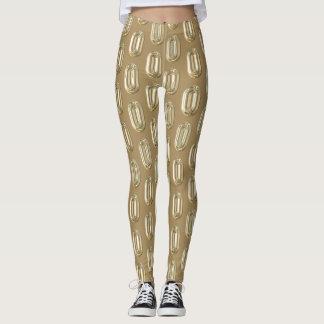 Golden Links Leggings