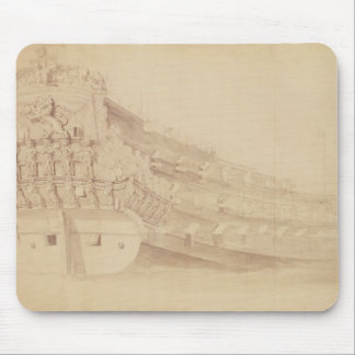 `Golden Lion' from the Starboard Quarter Mouse Mat