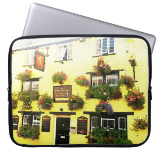 Golden Lion Hotel Padstow Cornwall England Laptop Sleeve